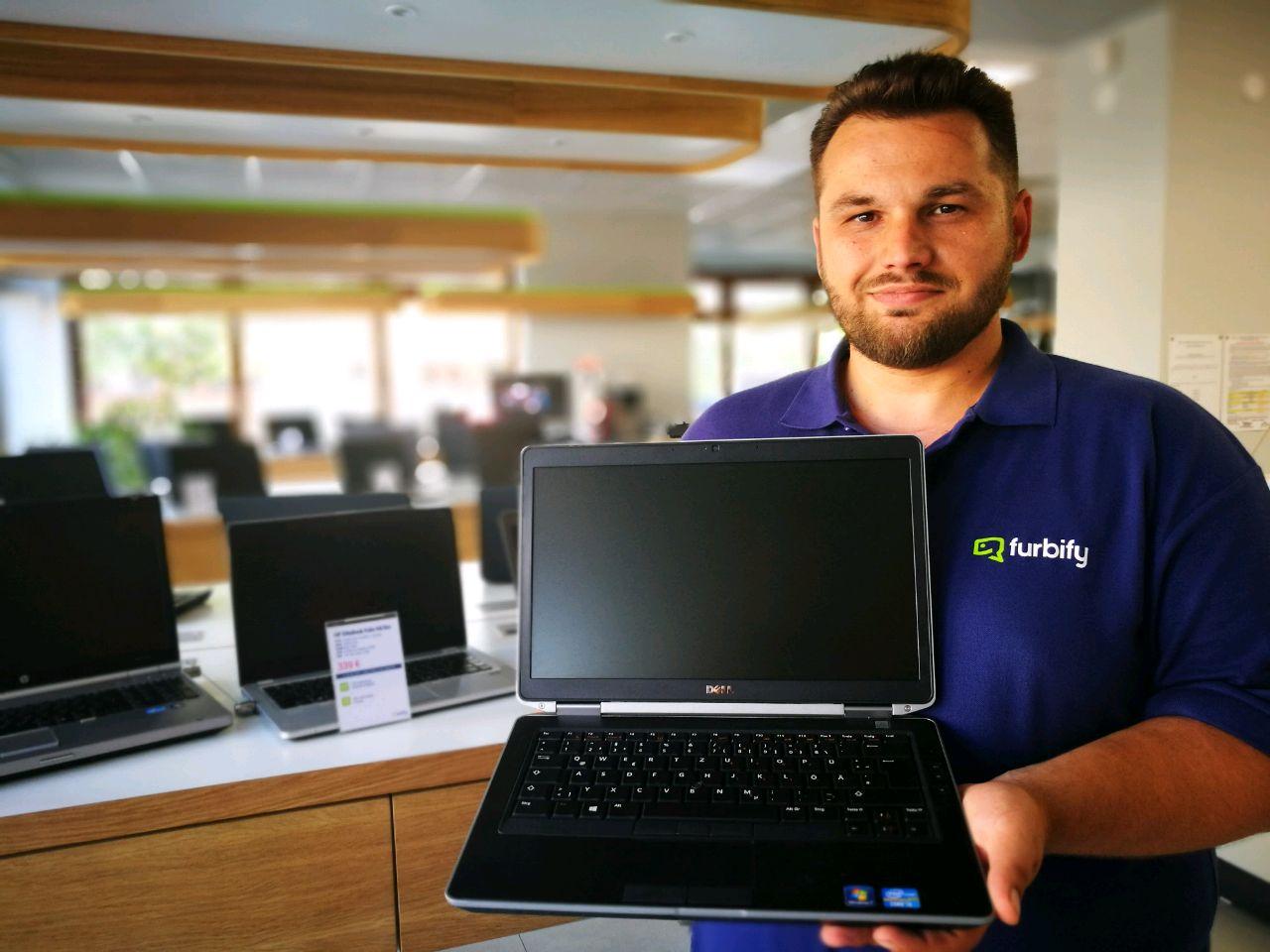 felújított laptopok garanciával a furbifytól