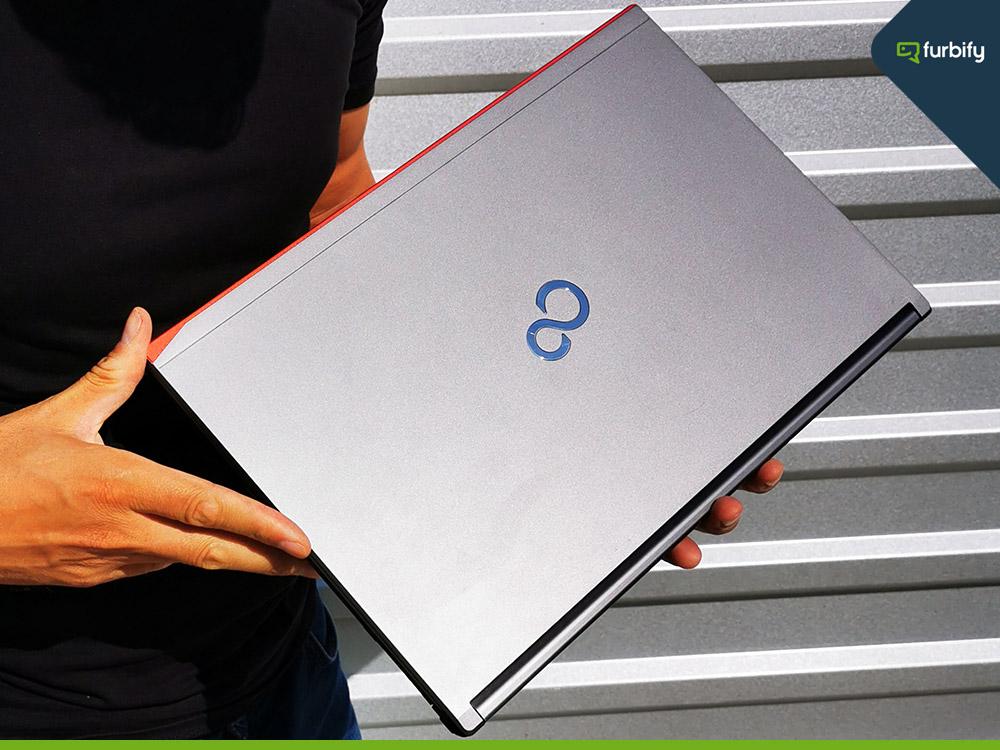 fujitsu lifebook e754 repasovaný notebook
