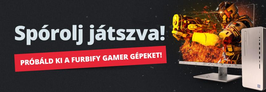gamer pc garanciával, részletre is!