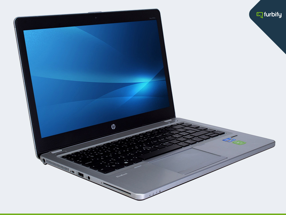 hp elitebook 9470m repasovaný notebook
