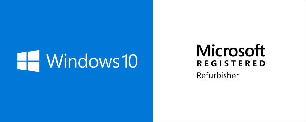 windows 10 microsoft registered refurbisher
