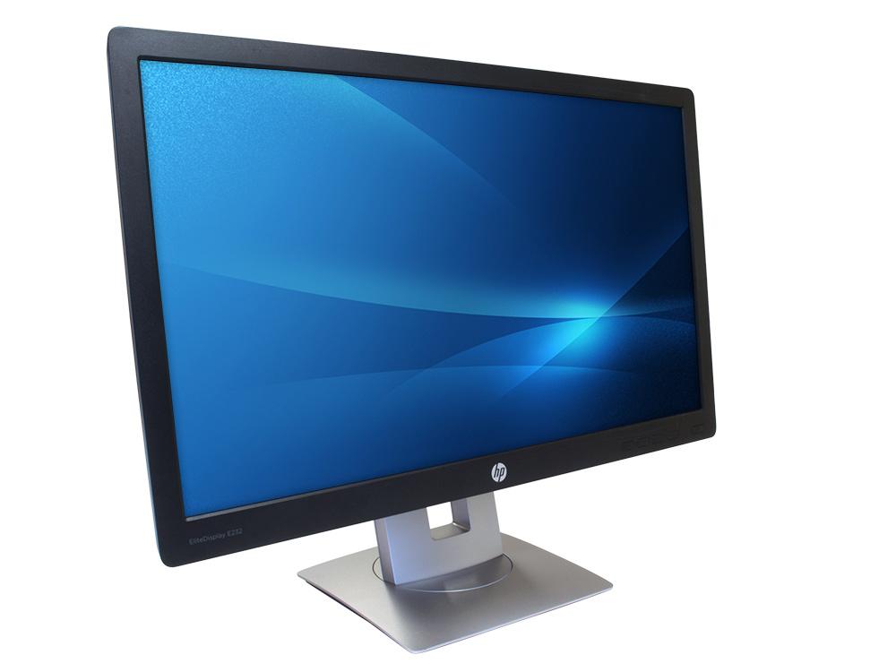 "HP EliteDisplay E232 - 23"" | 1920 x 1080 (Full HD) | LED | VGA (d-sub) | DP | HDMI | Silver | IPS"