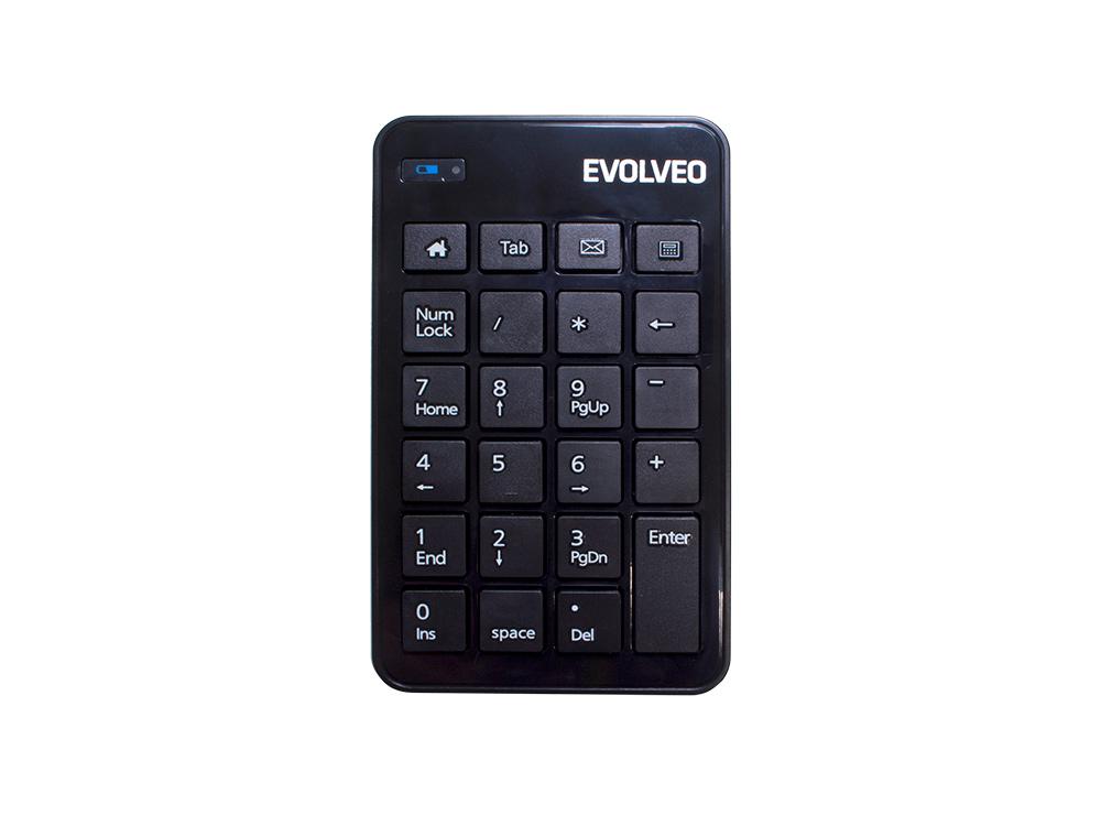 Klávesnica EVOLVEO WN160, wireless - NEW
