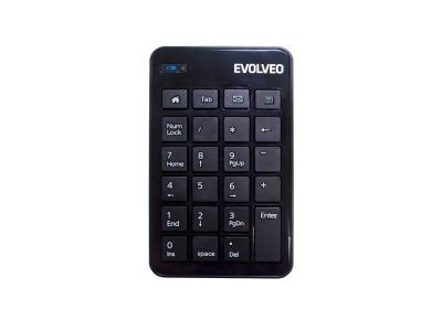 Klávesnica EVOLVEO WN160, wireless