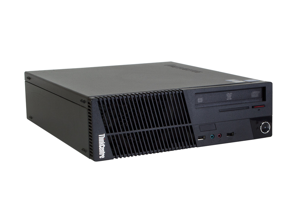 LENOVO ThinkCentre M71E SFF - i3-2100 | 4GB DDR3 | 500GB HDD 3,5"