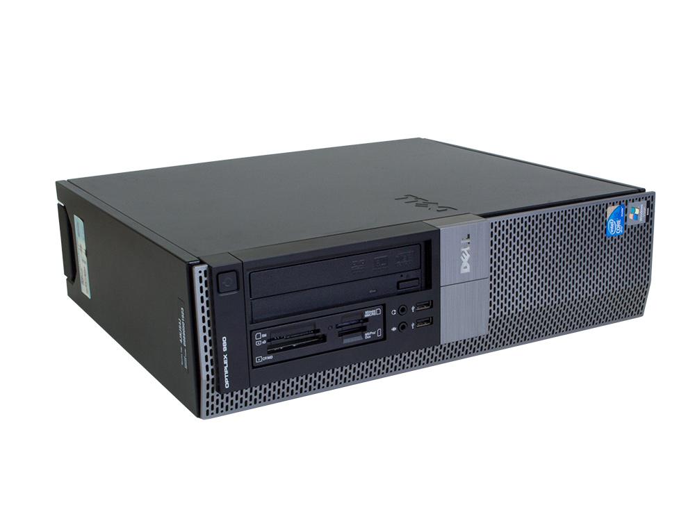 "DELL OptiPlex 980 D - DESKTOP | i5-660 | 4GB DDR3 | 250GB HDD 3,5"" | DVD-RW | GMA 4500 | A-"
