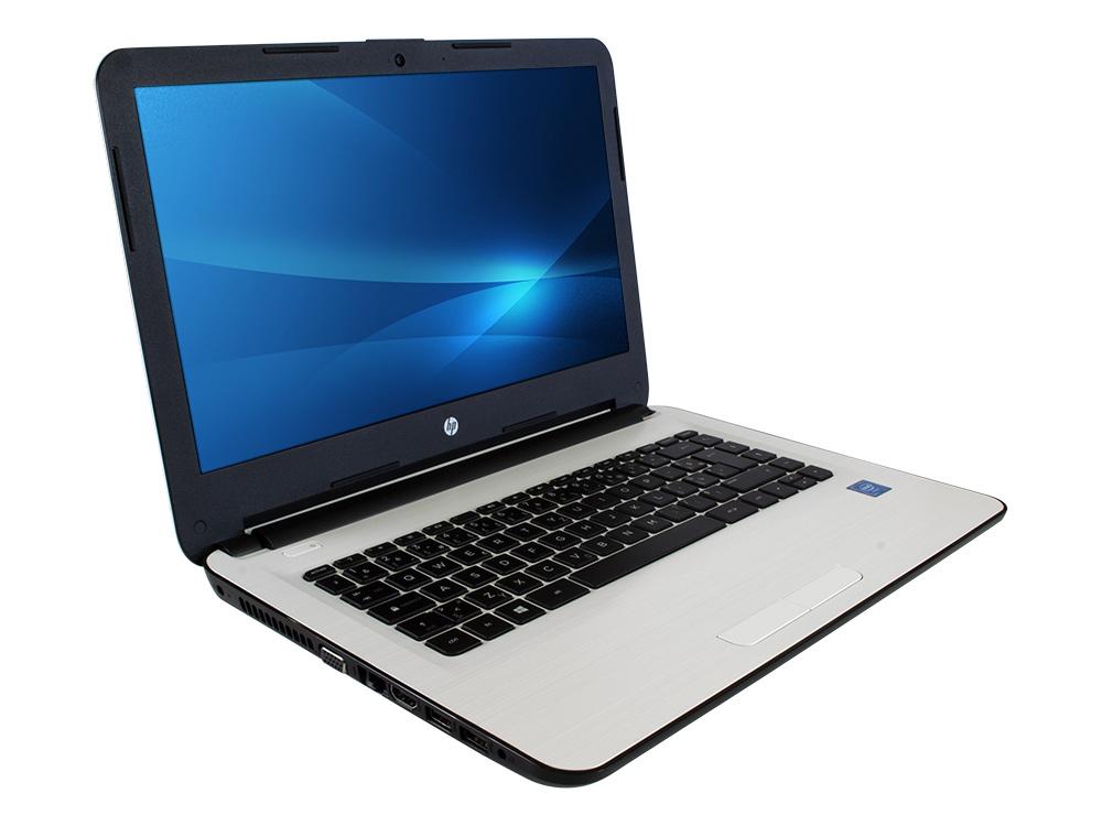 "HP 14-am022nf - Celeron N3060 | 4GB DDR3 | 32GB (eMMC) SSD | NO ODD | 14"" | 1366 x 768 | Webcam | Intel HD | Win 10 Home | EU keyboard"