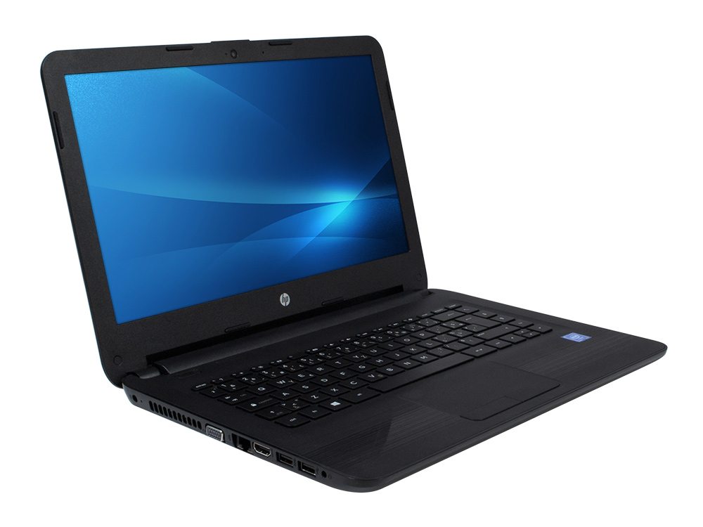 "HP 14-am032nf - Celeron N3060 | 2GB DDR3 | 32GB (eMMC) SSD | NO ODD | 14"" | 1366 x 768 | Webcam | HD 400 | Win 10 Home | EU keyboard"