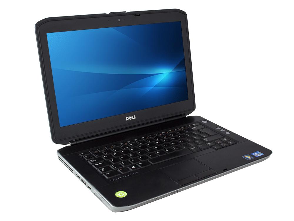 """DELL Latitude E5420 - i5-2410M   4GB DDR3   250GB HDD 2,5""""   NO ODD   14""""   1600 x 900   Webcam   HD 3000   Win 7 Pro COA   HDMI   A-"""