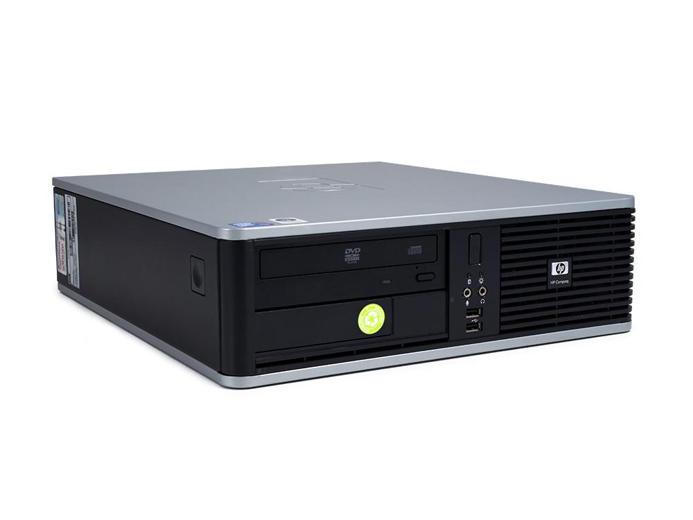 "HP Compaq dc7900 SFF - SFF | C2Q Q9400 | 4GB DDR2 | 160GB HDD 3,5"" | DVD-ROM | GMA 4500 | Win 7 Pro COA | B"