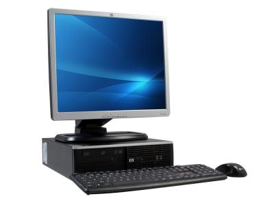 PC zostava HP Compaq 8000 Elite SFF + HP L1940