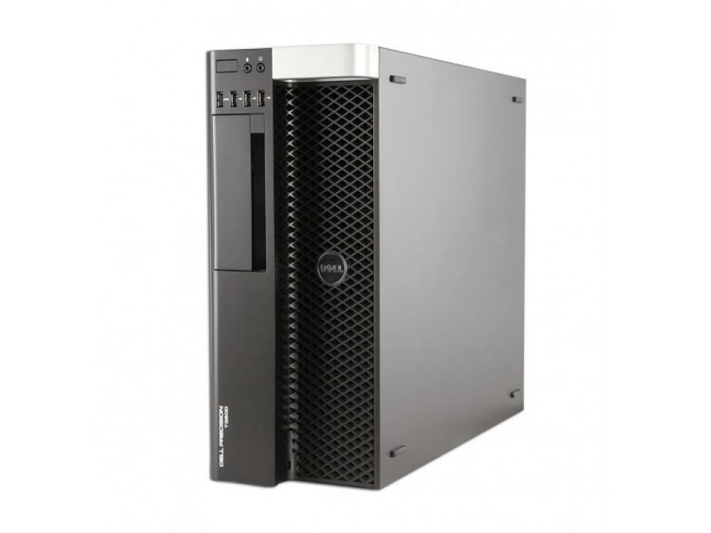 DELL Precision T3600 T - TOWER | Xeon E5-1620 | 32GB DDR3 | 256GB SSD | DVD-RW | Quadro 4000 | Win 7 Pro COA | B