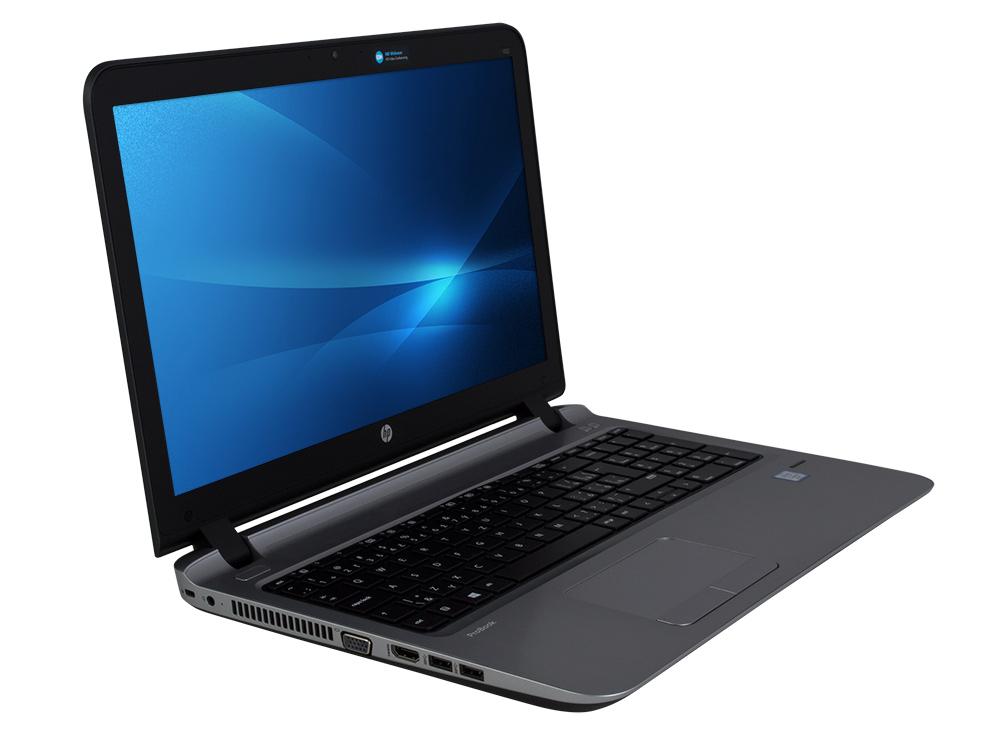 "HP ProBook 450 G3 - i5-6200U | 8GB DDR3 | 256GB (M.2) SSD | DVD-RW | 15,6"" | 1920 x 1080 | NumPad | Webcam, HD | HD 520 | Win 10 Pro | HDMI | EU keyboard | Platinum"