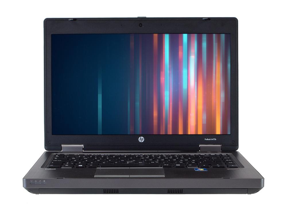 "HP ProBook 6475b - A8-4500M | 8GB DDR3 | 128GB SSD | DVD-RW | 14"" | 1366 x 768 | Webcam | HD 7640G | Win 7 Pro COA | B"