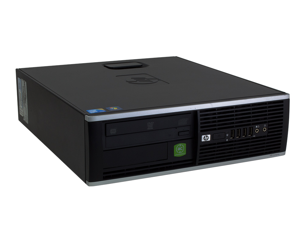 HP Compaq 8100 Elite SFF - SFF | i5-650 | 4GB DDR3 | 500GB HDD 3,5"