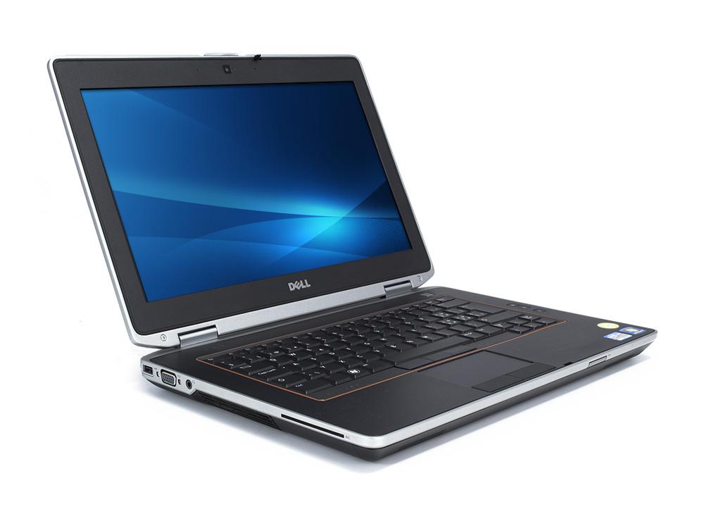 """DELL Latitude E6420 - i5-2520M   4GB DDR3   320GB HDD 2,5""""   DVD-RW   14""""   1600 x 900   Webcam   NVS 4200M 1GB   Win 7 Pro COA   HDMI   B"""