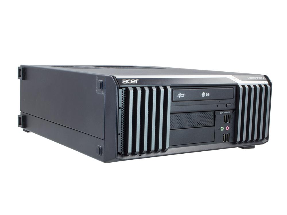 "ACER Veriton S4610G SFF - DESKTOP | Celeron G530 | 4GB DDR3 | 500GB HDD 3,5"" | DVD-RW | Win 7 Pro COA | A-"