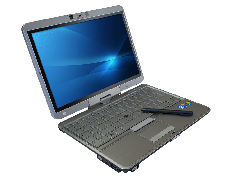 "HP EliteBook 2740p - i5-540M | 4GB DDR3 | 120GB HDD 2,5"" | NO ODD | 12,1"" | 1280 x 800 | Webcam | Intel HD | Win 7 Pro COA | A-"