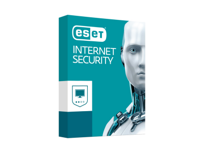 Softvér ESET Internet security - 1 year - 1 PC