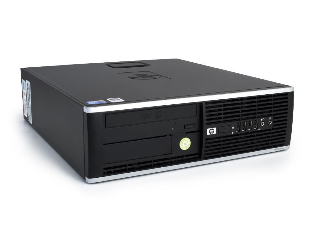 "HP Compaq 8100 Elite SFF - SFF | i5-660 | 4GB DDR3 | 250GB HDD 3,5"" | DVD-RW | Intel HD | Win 7 Pro COA | Silver"