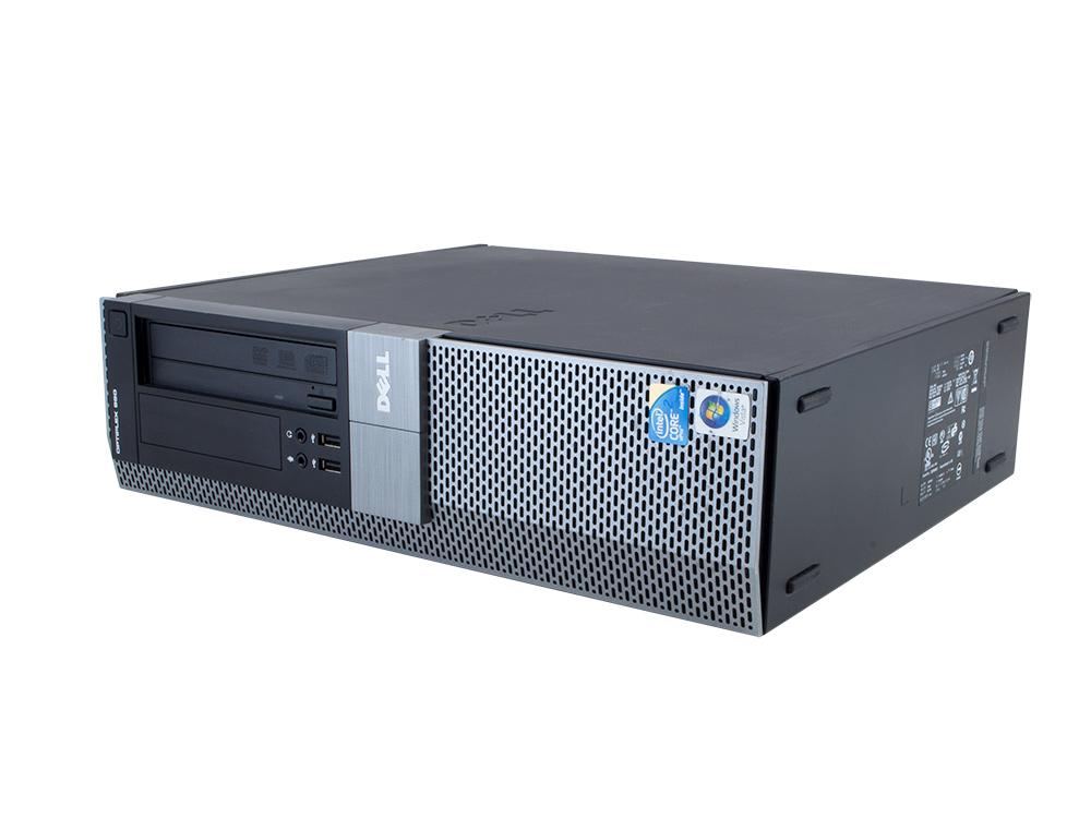 "DELL Optiplex 960 D - DESKTOP | C2D E8400 | 4GB DDR2 | 250GB HDD 3,5"" | DVD-ROM | Win 7 Pro COA | B"