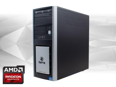 Počítač Terra Gamer i5 RX Vega