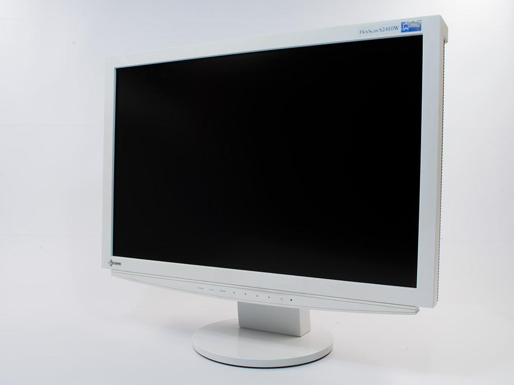 "EIZO FlexScan S2410W - 24"" | 1920 x 1200 | 450 cd/m2 | DVI | USB 2.0 | A-"