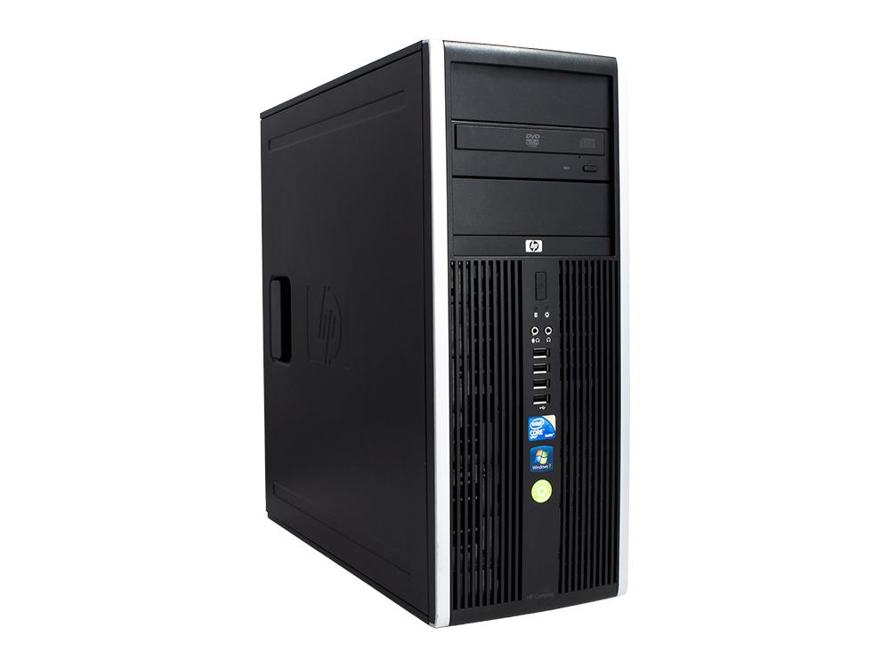 """HP Compaq 8100 Elite CMT - CMT   i5-650   4GB DDR3   250GB HDD 3,5""""   DVD-ROM   Intel HD   Win 7 Pro COA   A-"""