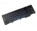 Notebook keyboard DELL HU for E5520, E5530, E6520, E6530, E6540, M4600, M6600