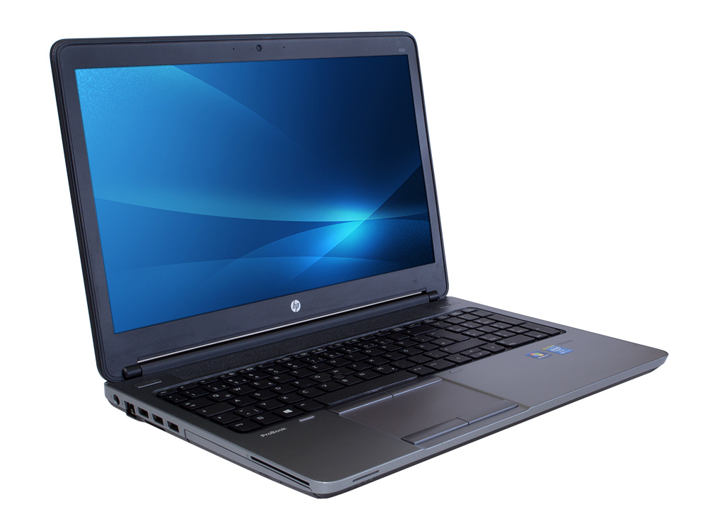HP ProBook 650 G1 - i5-4300M | 4GB DDR3 | 32GB (M.2) SSD | 500GB HDD 2,5"