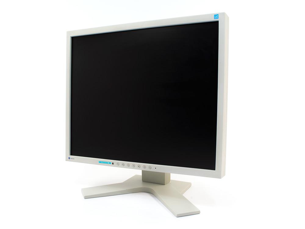 "EIZO FlexScan S1902 - 19"" | 1280 x 1024 | DVI | VGA (d-sub) | Silver"