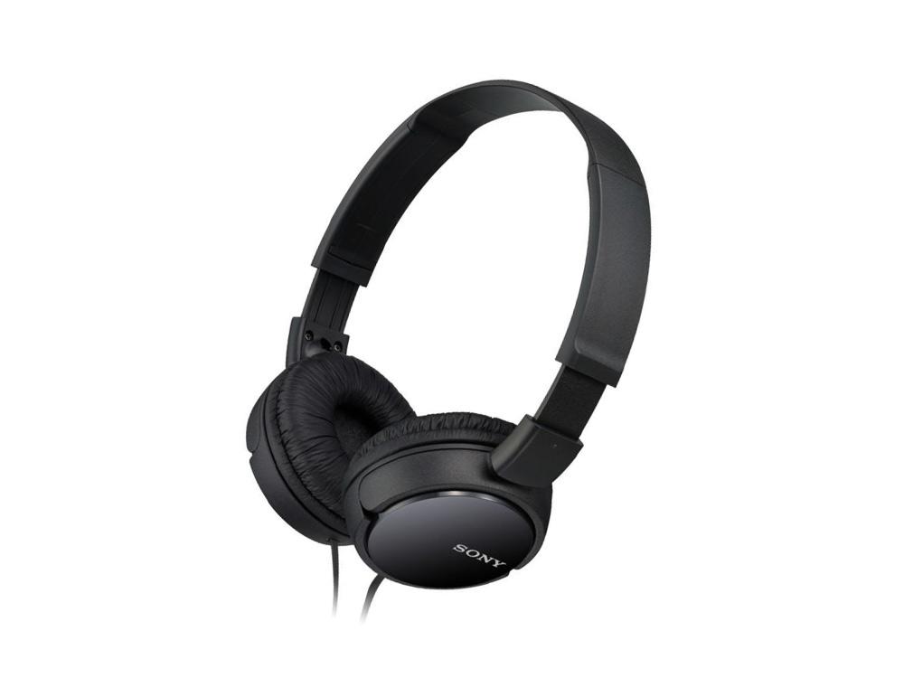 Slúchadlá SONY MDR-ZX110, black -