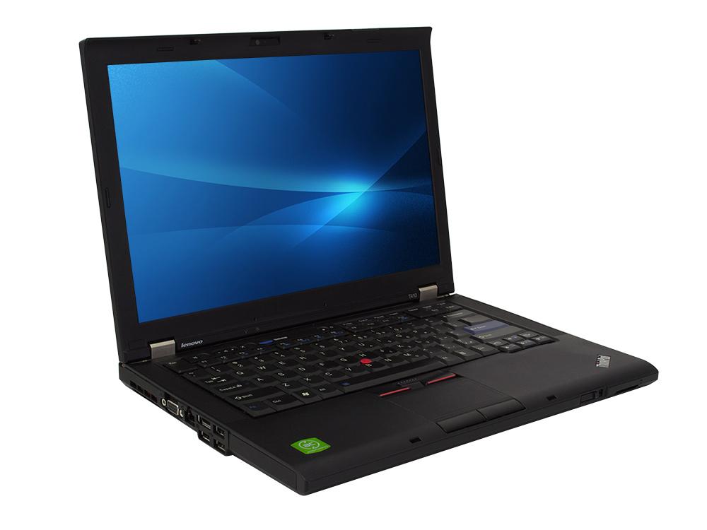 "LENOVO ThinkPad T410 - i5-520M | 4GB DDR3 | 160GB HDD 2,5"" | DVD-RW | 14,1"" | 1440 x 900 | Intel HD | Win 7 Pro COA | A-"