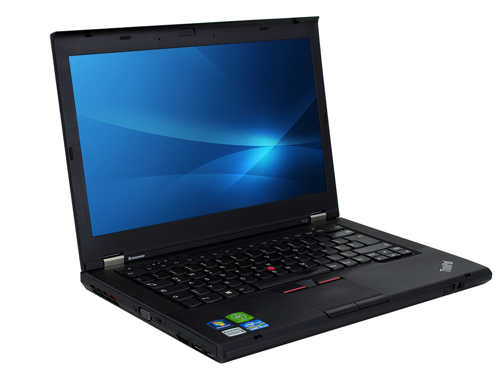 "LENOVO ThinkPad T430 - i5-3320M | 4GB DDR3 | 500GB HDD 2,5"" | DVD-RW | 14"" | 1600 x 900 | Webcam | HD 4000 | Win 7 Pro COA | B"