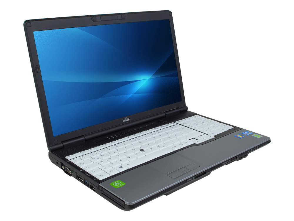 "FUJITSU LifeBook E752 - i5-3230M | 4GB DDR3 | 250GB HDD 2,5"" | NO ODD | 15,6"" | 1366 x 768 | NumPad | HD 4000 | Win 7 Pro COA | A-"