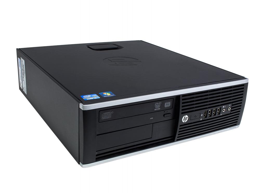 "HP Compaq 6200 Pro SFF - SFF | Pentium G620 | 4GB DDR3 | 250GB HDD 3,5"" | DVD-RW | HD 2000 | B"