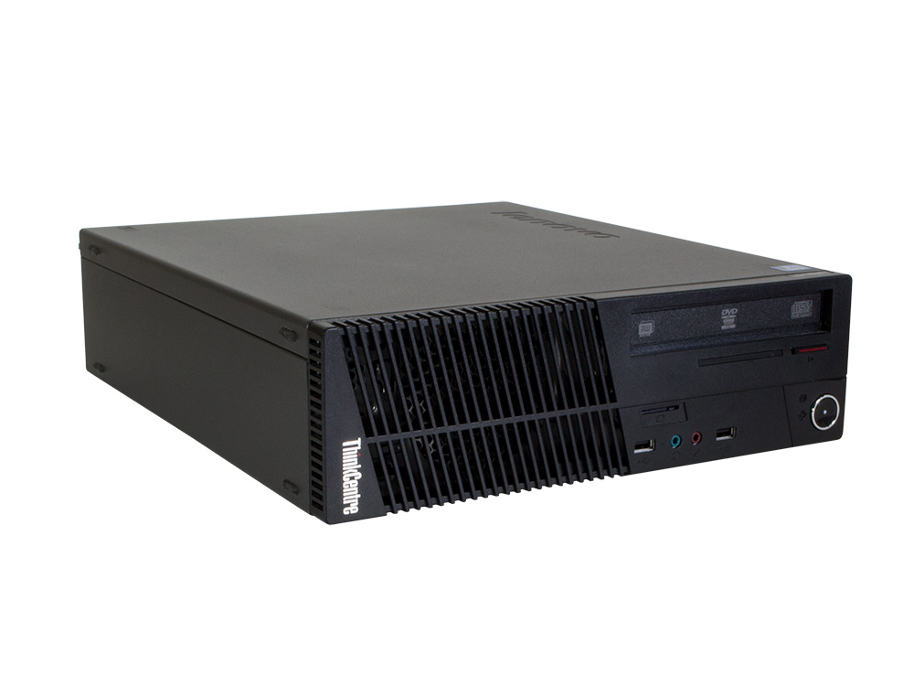 LENOVO ThinkCentre M72E SFF - SFF | i5-3550 | 4GB DDR3 | 500GB HDD 3,5"