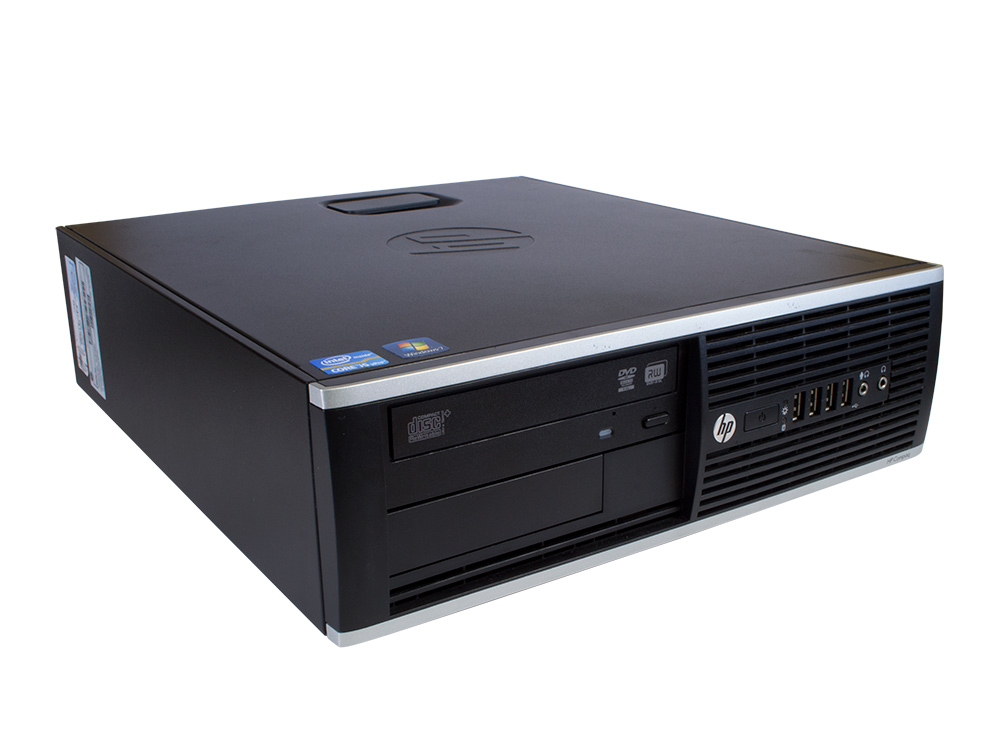 HP Compaq 8200 Elite SFF - SFF | i5-2400 | 4GB DDR3 | 250GB HDD 3,5"