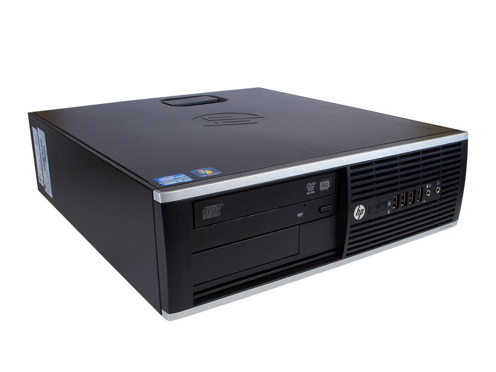 "HP Compaq 8200 Elite SFF - SFF | i5-2400 | 4GB DDR3 | 250GB HDD 3,5"" | DVD-ROM | HD 2000 | Win 7 Pro COA | A-"