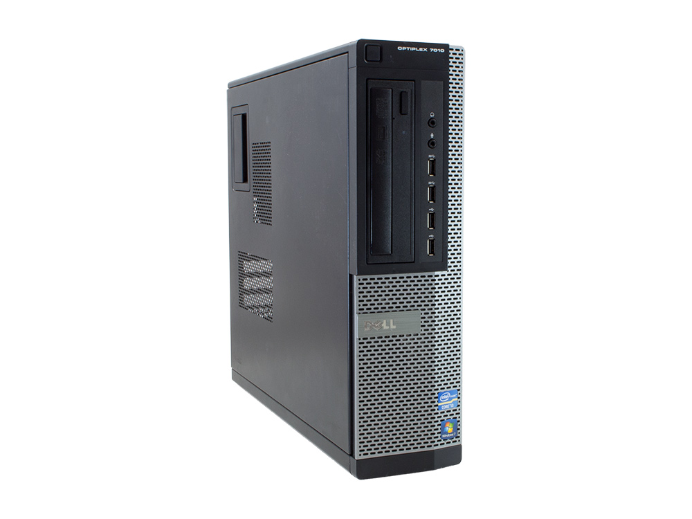 DELL OptiPlex 7010 D - DESKTOP | Pentium G2030 | 4GB DDR3 | 250GB HDD 3,5"