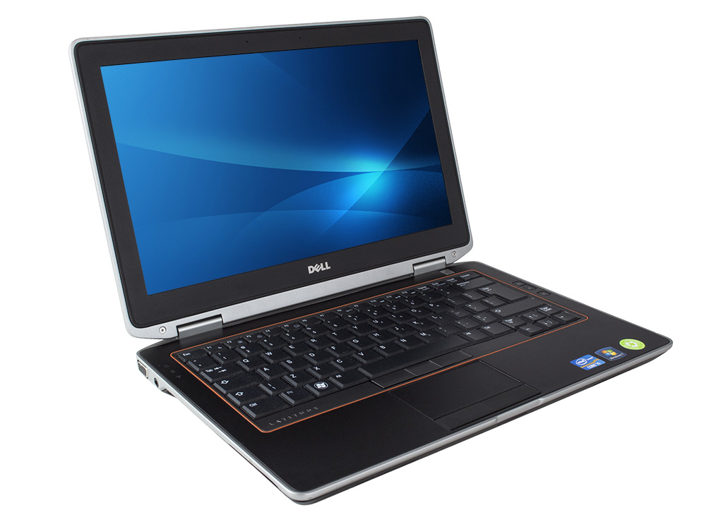 DELL Latitude E6320 - i5-2520M | 4GB DDR3 | 128GB SSD | DVD-RW | 13,3"