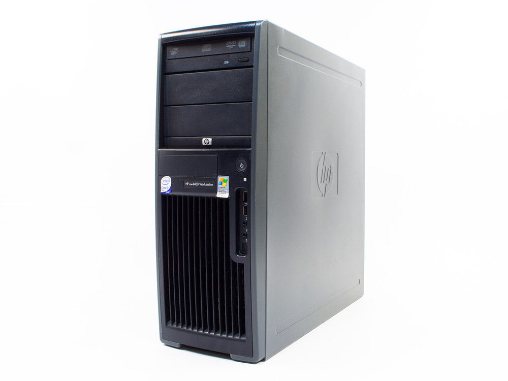 "HP xw4400 Workstation - CMT | C2D E6700 | 4GB DDR2 | 250GB HDD 3,5"" | DVD-RW | Quadro FX 580 | Win 7 Pro | A-"