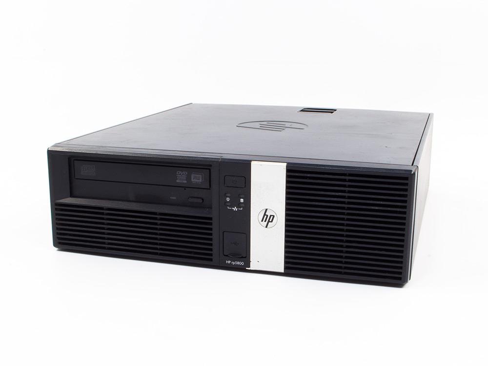 "HP RP5800 SFF - SFF | i5-2400 | 4GB DDR3 | 250GB HDD 3,5"" | DVD-RW | Win 7 Pro COA | A"