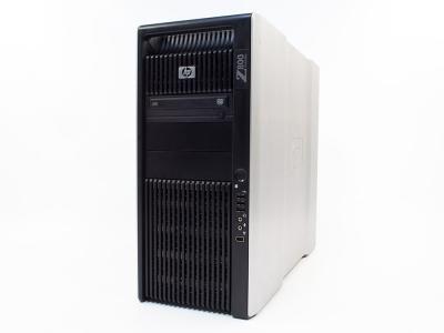 Számítógép HP Z800 Workstation