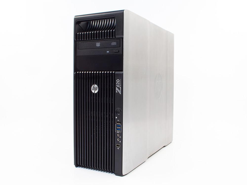 HP Z620 Workstation - Xeon E5-2620 | 64GB DDR3 | 240GB SSD | DVD-ROM | Quadro K2000 | Win 7 Pro COA | A-