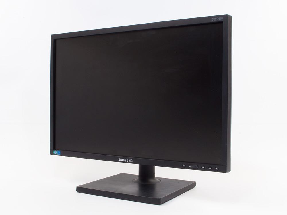 "Samsung SyncMaster S22C450 - 22"" | 1680 x 1050 | LED | DVI | VGA (d-sub) | Silver"