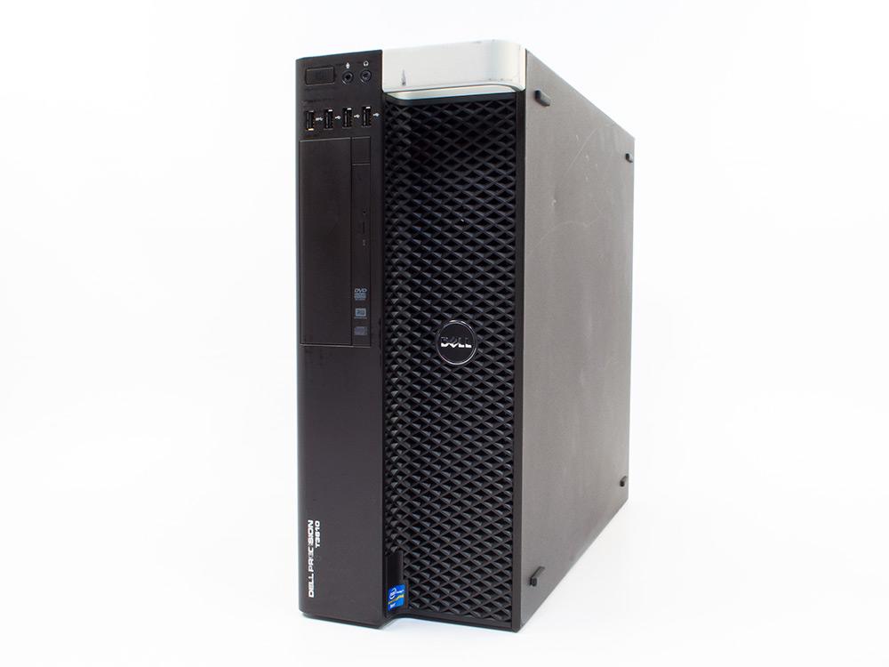 DELL Precision T3610 MT - Xeon E5-2630 | 16GB DDR3 | 160GB SSD | DVD-RW | Quadro FX 580 | Win 10 Pro | A-