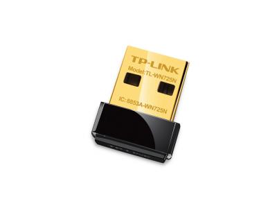 USB Wifi TP-LINK TL-WN725N 150Mbps Nano Wifi N USB Adapter