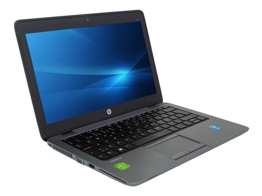 "HP EliteBook 820 G1 - i5-4300U   4GB DDR3   320GB HDD 2,5""   NO ODD   12,5""   1366 x 768   Webcam   HD 4400   Win 10 Pro   A"