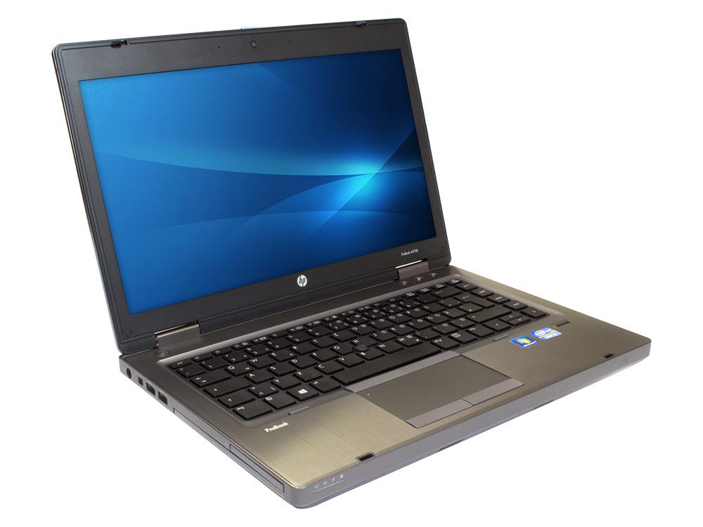 """HP ProBook 6470b - i3-3120M   4GB DDR3   320GB HDD 2,5""""   DVD-RW   14""""   1366 x 768   HD 4000   Win 7 Pro COA   A"""